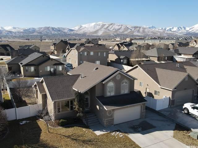 4649 W Indian Springs Cir, Riverton, UT 84096 (#1728123) :: Utah Dream Properties