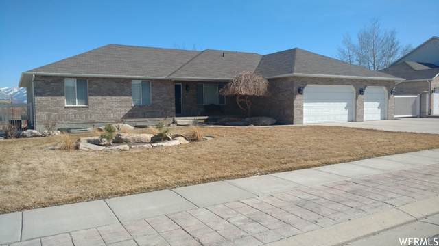 9771 S Garden Glen Rd. Rd W, South Jordan, UT 84095 (#1728135) :: Black Diamond Realty