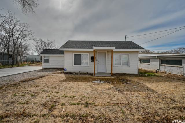 220 E 200 S, Clearfield, UT 84015 (#1728142) :: Black Diamond Realty