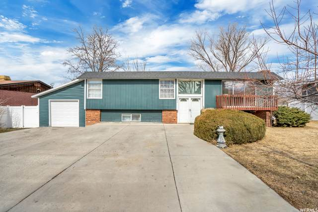 1371 E Sudbury Ave S, Sandy, UT 84093 (#1728143) :: Black Diamond Realty