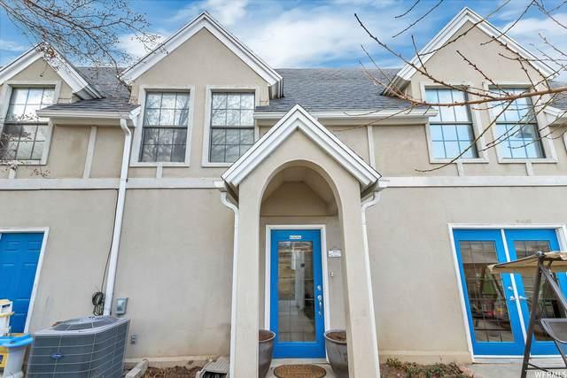 1262 W 930 N #5, Pleasant Grove, UT 84062 (#1728148) :: Colemere Realty Associates