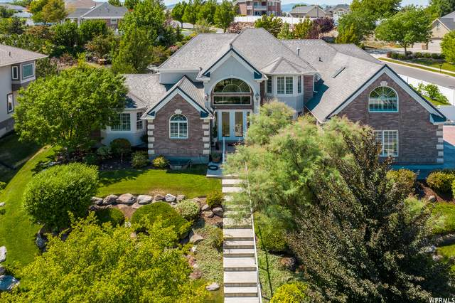 1087 W Park Palisade Dr, South Jordan, UT 84095 (MLS #1728164) :: Summit Sotheby's International Realty