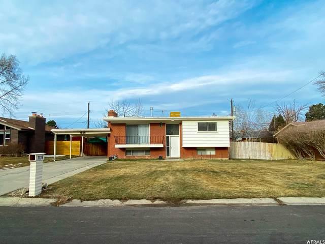 7126 S Brookhill Dr Dr, Salt Lake City, UT 84121 (#1728169) :: Utah Dream Properties