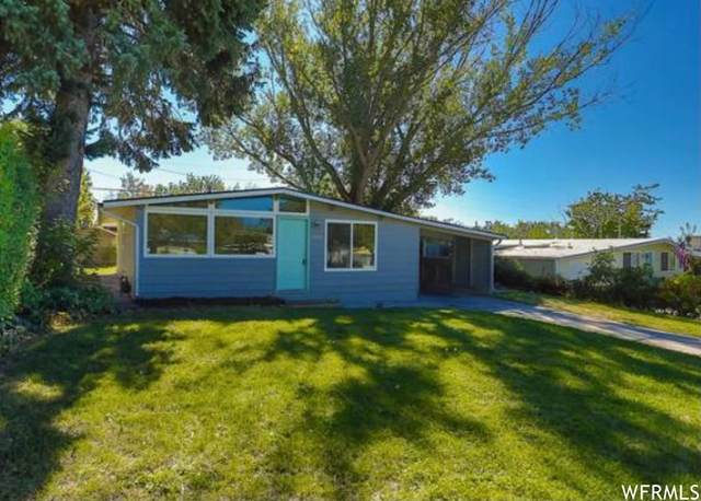 1029 Rancho Blvd, Ogden, UT 84404 (#1728173) :: Red Sign Team