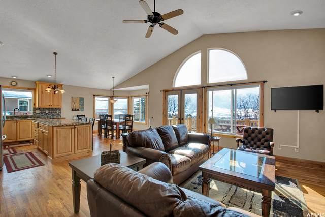 4103 N Wolf Ridge Cir, Eden, UT 84310 (#1728203) :: Gurr Real Estate
