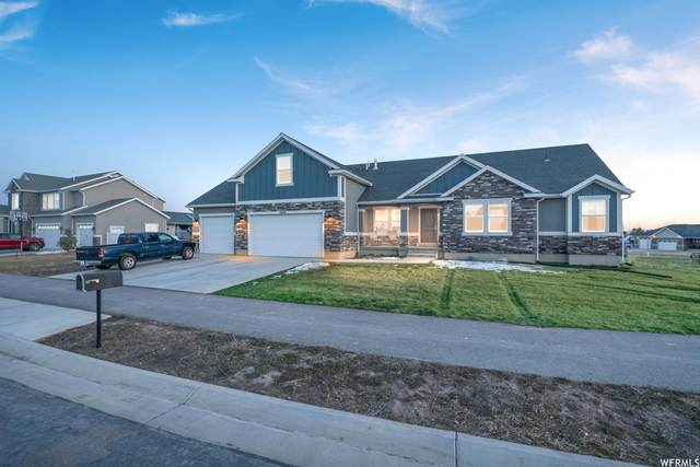 1904 E Sunnyvale Dr #313, Eagle Mountain, UT 84005 (MLS #1728207) :: Summit Sotheby's International Realty