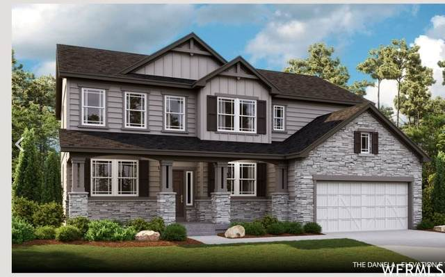 86 E Diving Dr S #506, Saratoga Springs, UT 84045 (#1728208) :: The Perry Group