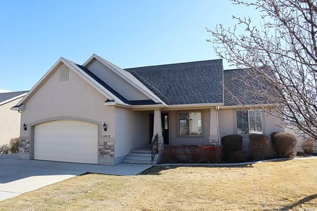 1412 Avalon Dr, Springville, UT 84663 (#1728227) :: Gurr Real Estate
