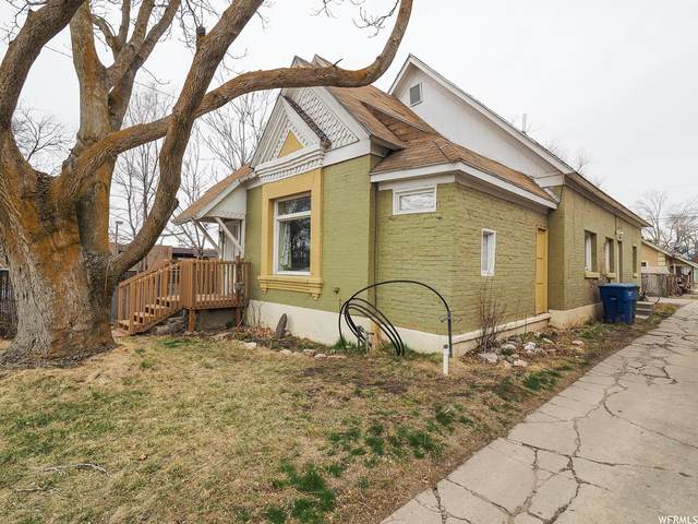 544 E 28TH St S, Ogden, UT 84403 (MLS #1728230) :: Lookout Real Estate Group