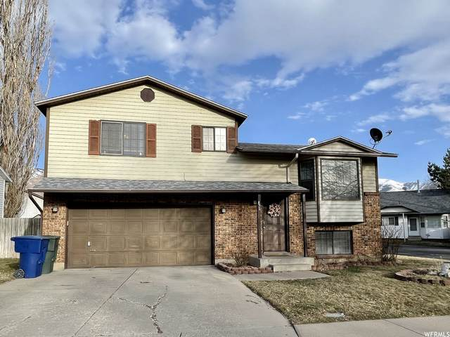 876 S Sunflower Dr, Ogden, UT 84404 (MLS #1728233) :: Lookout Real Estate Group