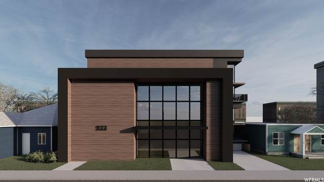933 S Washington St #113, Salt Lake City, UT 84101 (#1728236) :: Utah Dream Properties