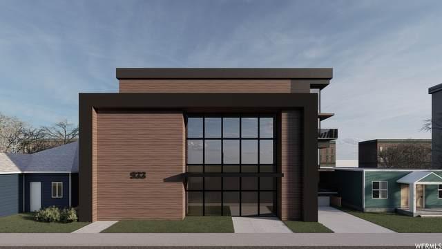 933 S Washington St #114, Salt Lake City, UT 84101 (#1728237) :: Utah Dream Properties