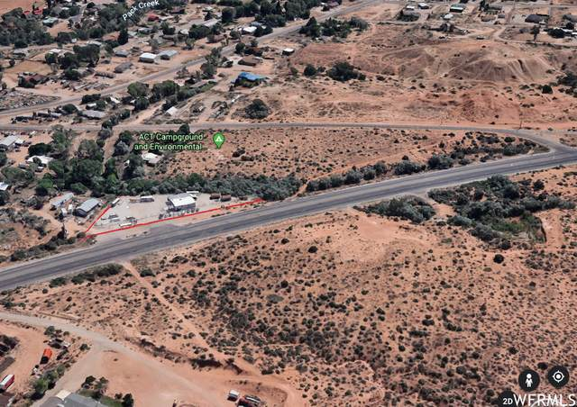 1521 S Highway 191, Moab, UT 84532 (#1728300) :: REALTY ONE GROUP ARETE