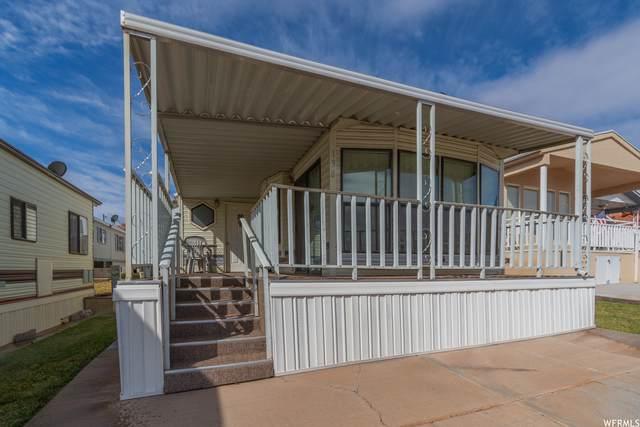 1150 W Red Hills Pkwy #138, Washington, UT 84780 (#1728325) :: Utah Dream Properties