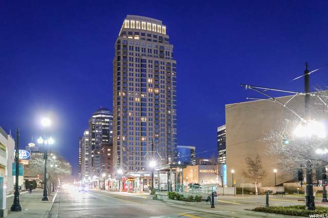 99 W South Temple #404, Salt Lake City, UT 84101 (#1728432) :: The Perry Group