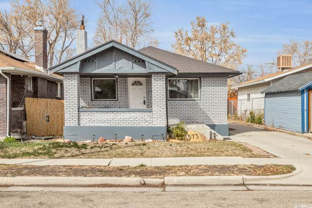573 E Wilmington Ave, Salt Lake City, UT 84106 (#1728455) :: Bustos Real Estate | Keller Williams Utah Realtors