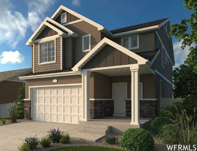 158 S High Rock Ave #203, Saratoga Springs, UT 84045 (#1728516) :: Red Sign Team