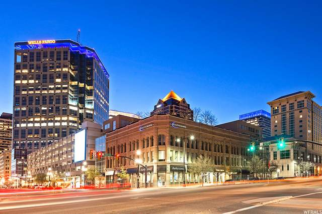 268 S State St #416, Salt Lake City, UT 84111 (#1728551) :: Colemere Realty Associates