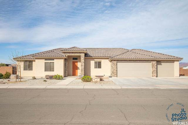 2596 S 3200 W, Hurricane, UT 84737 (#1728558) :: Black Diamond Realty