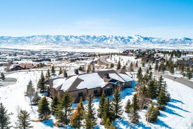 3468 Blue Sage Trl, Park City, UT 84098 (MLS #1728609) :: Summit Sotheby's International Realty