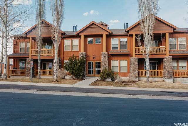 101 1716 W FOX BAY DR BUILDING H Dr W #101, Heber City, UT 84032 (MLS #1728640) :: High Country Properties