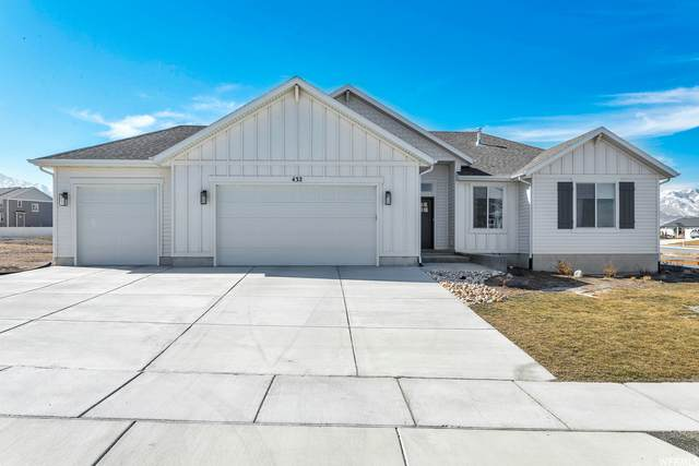 432 S Trejo Ridge Rd Rd #16, Grantsville, UT 84029 (#1728655) :: REALTY ONE GROUP ARETE
