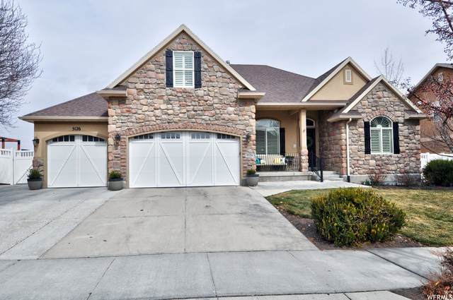 5126 W Crimson Patch Way, Riverton, UT 84096 (#1728673) :: Colemere Realty Associates
