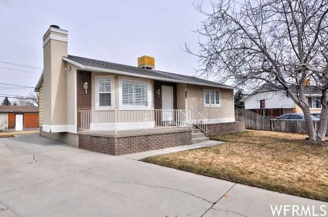 4316 W Lander Way, Kearns, UT 84118 (MLS #1728760) :: Lookout Real Estate Group