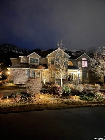 36 Lone Hollow Dr, Sandy, UT 84092 (#1728791) :: Red Sign Team