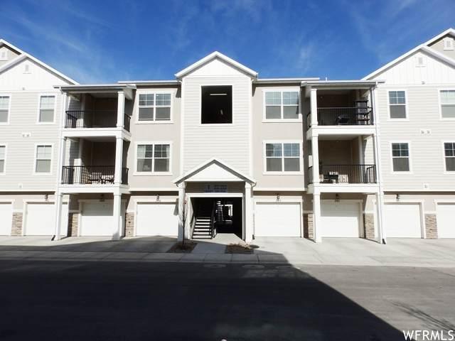 13227 S Andros Ln #301, Herriman, UT 84096 (#1728821) :: Berkshire Hathaway HomeServices Elite Real Estate