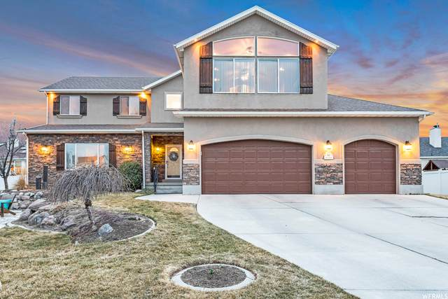865 S Beck Ct E, Saratoga Springs, UT 84045 (#1728833) :: The Fields Team