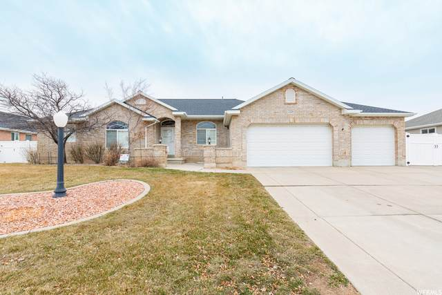2329 W 1500 S, Syracuse, UT 84075 (#1728846) :: Exit Realty Success