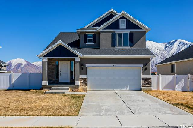 112 N 2170 E, Spanish Fork, UT 84660 (#1728866) :: Colemere Realty Associates