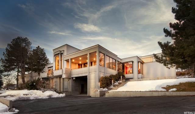 350 N Federal Heights Cir, Salt Lake City, UT 84103 (#1728870) :: Exit Realty Success