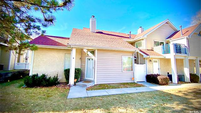 1437 W Spinnaker Row, Taylorsville, UT 84123 (#1728873) :: Exit Realty Success