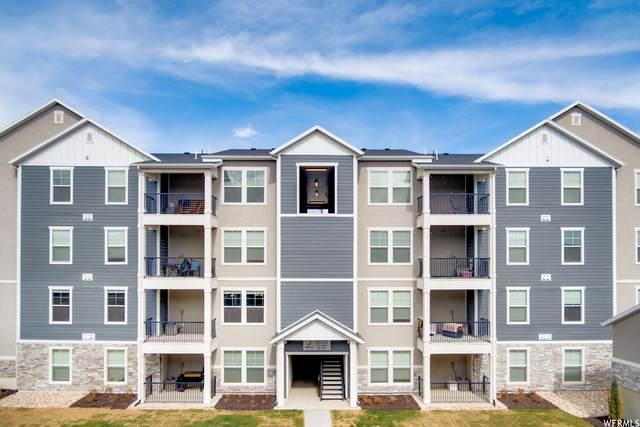 1833 W Terra Vista Dr J101, Saratoga Springs, UT 84045 (#1728900) :: Berkshire Hathaway HomeServices Elite Real Estate