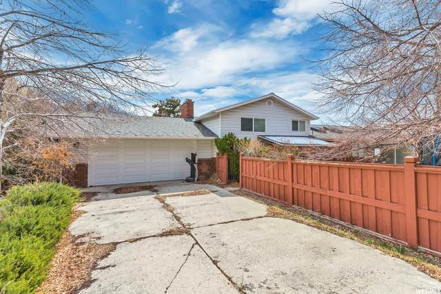 3202 E 10000 S, Sandy, UT 84092 (MLS #1728925) :: Lookout Real Estate Group