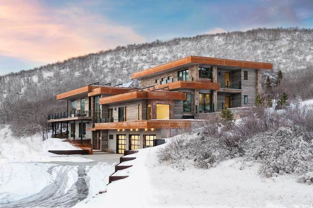 915 Mellow Mtn, Park City, UT 84060 (#1728951) :: Pearson & Associates Real Estate