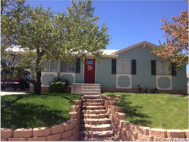 411 N 300 W, Blanding, UT 84511 (#1729045) :: C4 Real Estate Team