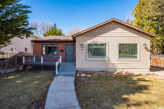4566 S Wellington St. E, Holladay, UT 84117 (#1729172) :: The Perry Group