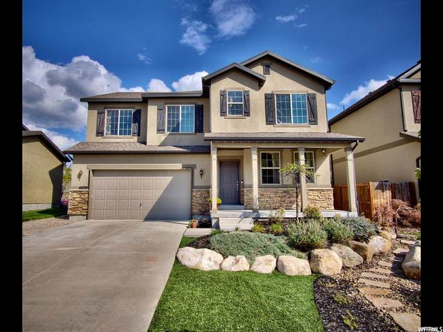 16039 S Fielding Hill Ln, Draper, UT 84020 (#1729178) :: The Perry Group