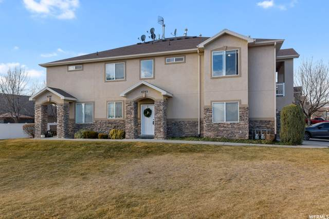 4703 W Wagon Train Dr, Herriman, UT 84096 (#1729194) :: McKay Realty