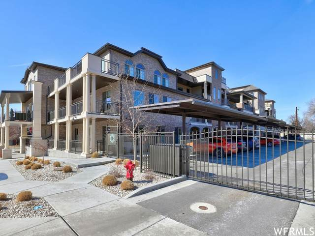 2369 E Murray Holladay Rd S #106, Holladay, UT 84117 (#1729201) :: The Perry Group