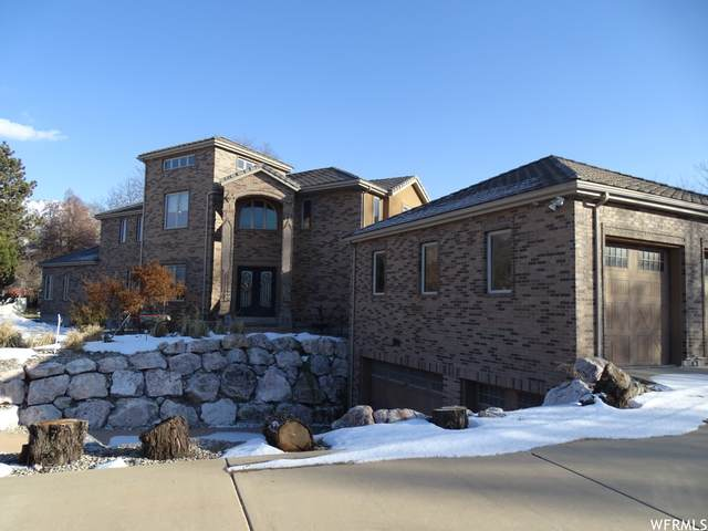 2114 E Fardown Ave, Holladay, UT 84121 (#1729203) :: McKay Realty