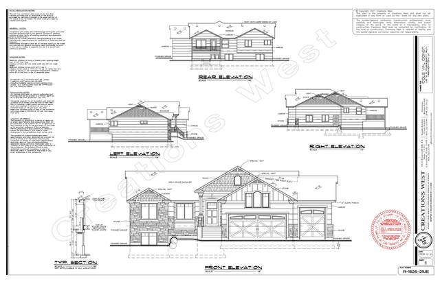 1070 W 275 S #9, Tremonton, UT 84337 (MLS #1729216) :: Lookout Real Estate Group