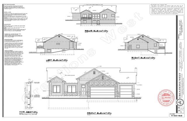 1080 W 275 S #11, Tremonton, UT 84337 (MLS #1729235) :: Lookout Real Estate Group