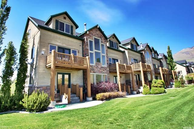 5122 E Moose Hollow Dr #206, Eden, UT 84310 (#1729237) :: Utah Dream Properties