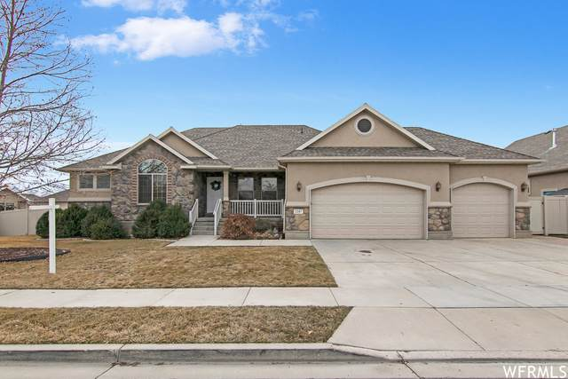 2287 N 2350 W, Lehi, UT 84043 (#1729240) :: Bustos Real Estate | Keller Williams Utah Realtors