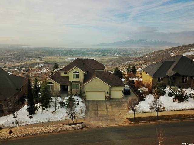 1984 E Eagle Crest Dr, Draper, UT 84020 (#1729287) :: The Perry Group