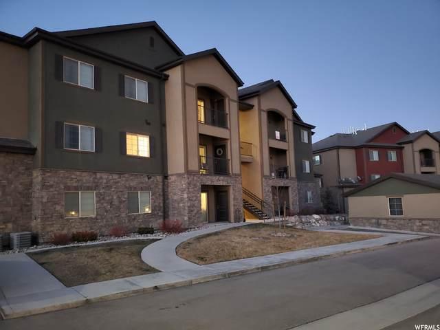 87 E Jordan Ridge Blvd #612, Saratoga Springs, UT 84045 (#1729317) :: Berkshire Hathaway HomeServices Elite Real Estate